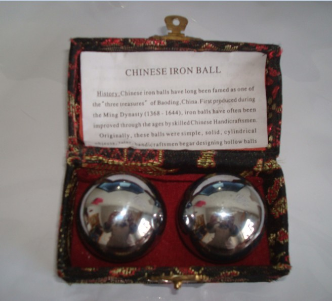Chinese  Exercise Balls,hand exercise ball