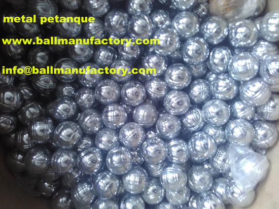 supply casual petanque ,boules set in cheap price
