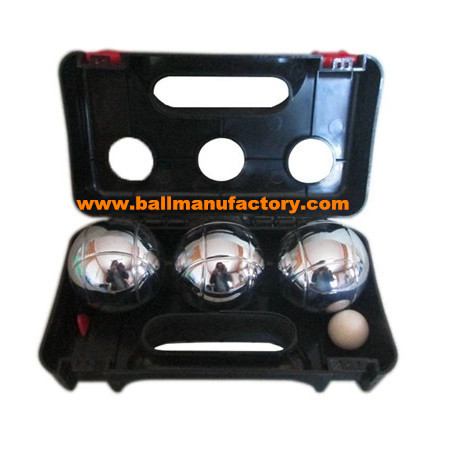 which company can make custom metal boules set