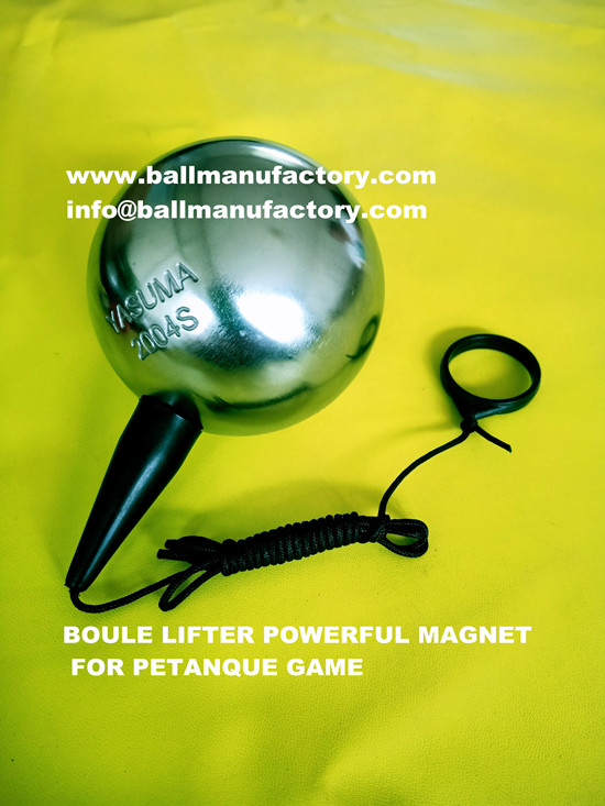 supply magnetic petanque ball lifter
