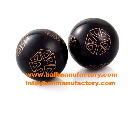 sell 40mm Chiming Hand massage ball  gift ball