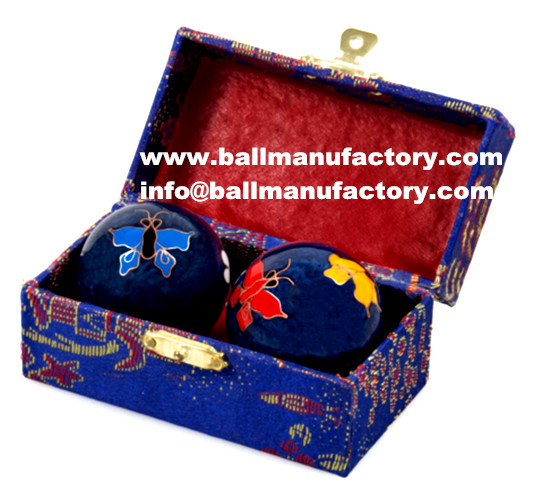 sell Chinese metal music chiming baoding balls