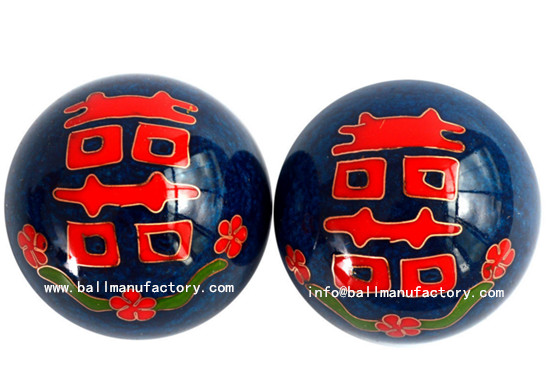 Special gifts  old men Chinese stress health balls
