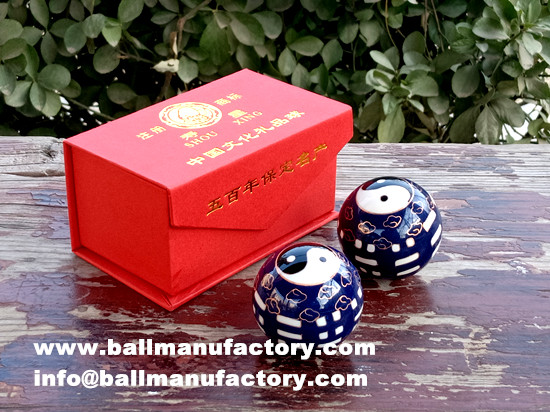 Special gift for birthday- Chinese baoding ball