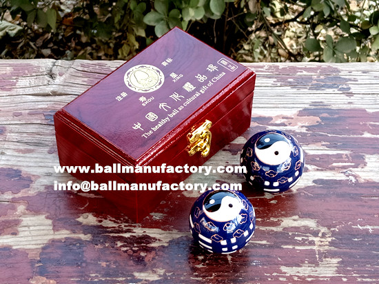 Father's Day Gift-Chinese Health steel ball