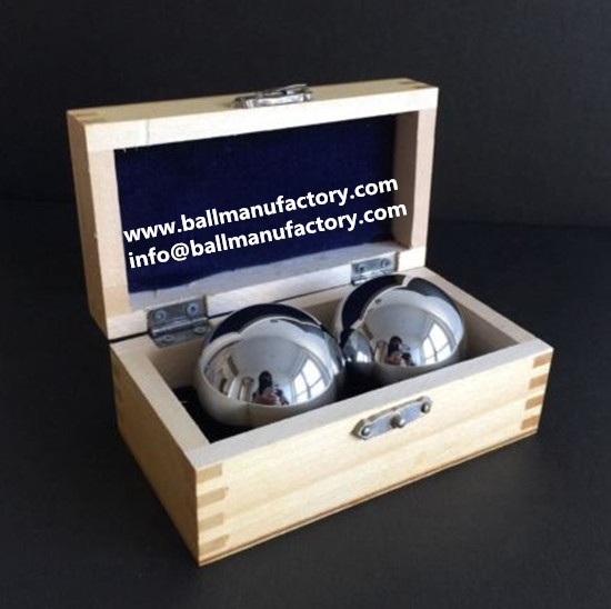 supply Harmony ball with wooden box