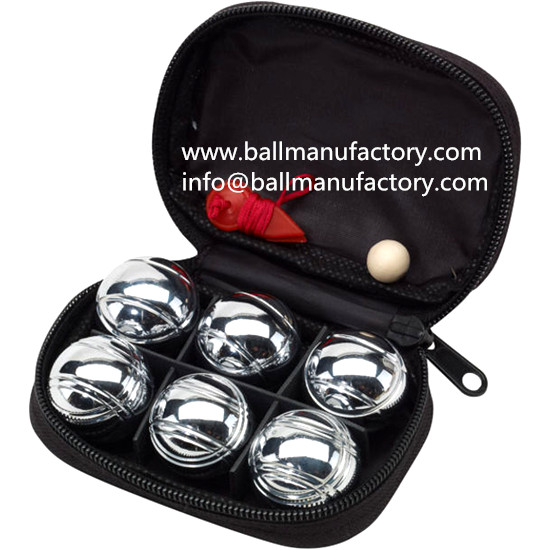 supply toy ball 32mm metal boules ball for kids