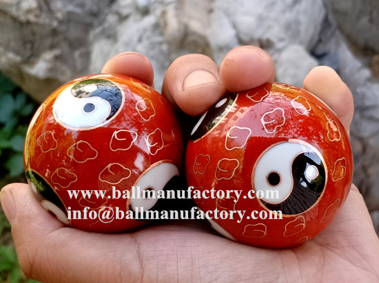 Qigong ball,Qigong kugeln factory in China