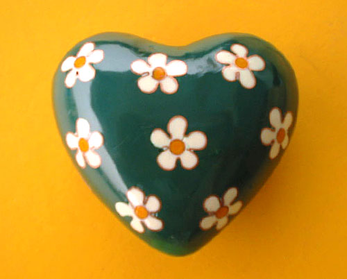 cloisonne clang heart